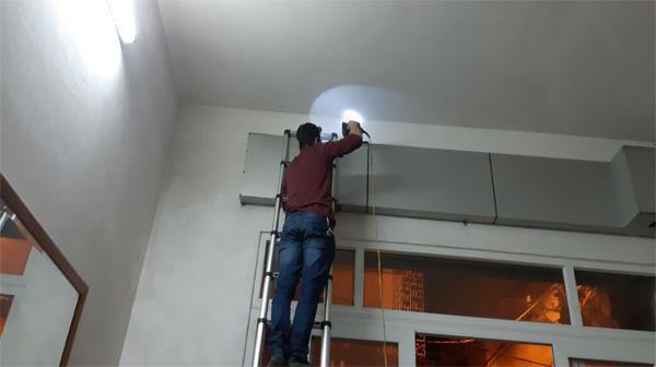 Sửa chữa cửa cuốn tại Hạ Đình