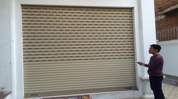 Sửa chữa cửa cuốn tại Khương Trung