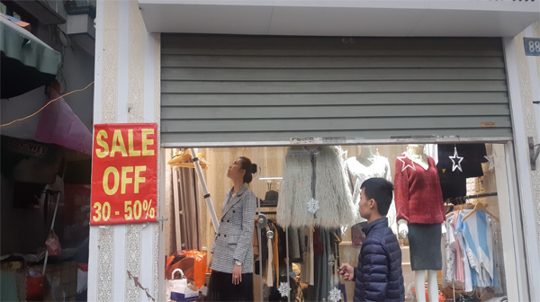 Sửa chữa cửa cuốn tại Kim Giang