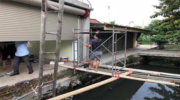 Sửa chữa cửa cuốn tại Thanh Xuân Nam